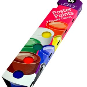 Acrylic & Poster Paints