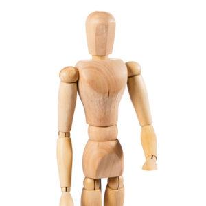 Wooden Manikins