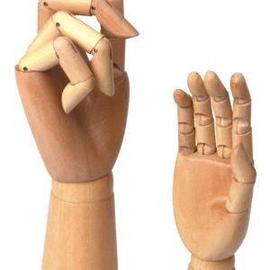 Wooden Hands